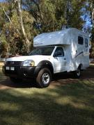 Energi Campers South Africa Discoverer FunX2 worldwide motorhome and rv travel