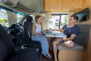 Cheapa Campa AU Domestic 2 Berth ST motorhome rental australia