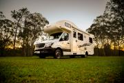 Star RV Australia Domestic Pandora RV - 4 Berth campervan hire australia