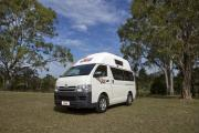 Hippie Camper NZ International Hippie Hitop new zealand camper hire