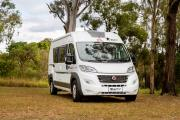 Aquila RV - 2 Berth S/T campervan hire - new zealand