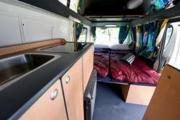 Calypso Campervan Rentals AU 2-3 Berth Economy - The Sturt motorhome motorhome and rv travel