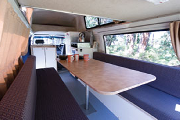 Calypso Campervan Rentals AU 2-3 Berth Economy - The Sturt campervan rental cairns