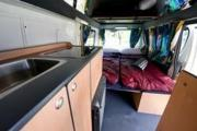 Calypso Campervan Rentals AU 3 Berth Hitop - The Princess motorhome rental cairns
