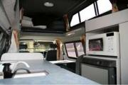 Tasmania Campers AU 3+2 Trail Finder australia airport motorhome rental