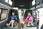 Devil 3+2 Finder campervan hire - australia