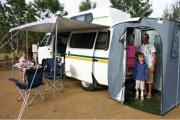 Tasmania Campers AU 3+2 Trail Finder motorhome rental tasmania