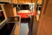 Wendekreisen Motorhomes Koru 4-Berth campervan hire queenstown