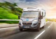 Aero Plus campervan hire - ireland