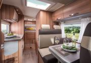 Bunk Campers Aero Plus motorhome rental united kingdom