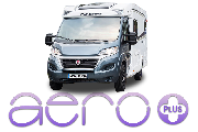 Aero Plus motorhome rentalunited kingdom