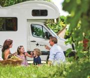 Hercules RV - 6 Berth campervan hire - new zealand