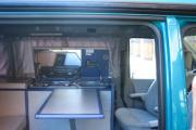 Vanitaly Volkswagen Westfalia California worldwide motorhome and rv travel