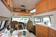VC Van Conversion rv rental - calgary