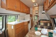 VC Van Conversion rv rental - canada