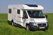 Rockin Vans Escape Motorhome rv rental uk