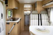 Pure Motorhomes Spain Compact Luxury Globebus I 1 or similar cheap motorhome rental spain
