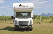 Star RV New Zealand Domestic Pandora RV - 4 Berth new zealand camper van hire