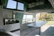 Tasmania Campers AU Trail Finder: 2-3 Berth Hi Top australia airport motorhome rental