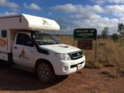 2 Berth Bush Camper campervan hire - australia