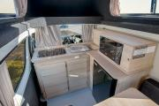 Let's Go Motorhomes AU 2 Berth Hi Top campervan hire australia