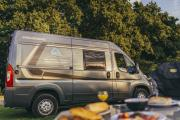 Bunk Campers Aero motorhome rental uk