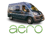 Aero motorhome rental - uk