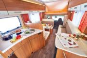 Compass Campers Germany (F3) Family Star motorhome rental germany