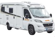 Apollo Duo campervan rental germany