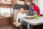 Bunk Campers Grande motorhome rental uk
