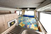 Hi Top 2/3 Berth Trail Finder campervan hire - new zealand