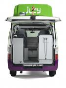 Jucy Campervan Rentals NZ JUCY Condo new zealand camper van hire