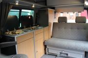 Nomad motorhome rental - uk