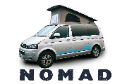 Bunk Campers Nomad rv rental uk
