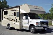 Happy Holidays Motorhomes 22' - 23' Motorhome rv rental canada