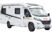 Apollo Family Traveller campervan rental germany