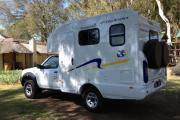 Bobo Campers ZA Discoverer FunX2 motorhome rental south africa