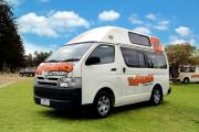 Travellers Auto Barn Kuga Campervan 2-3 berth  -  (FHMR) motorhome rental perth