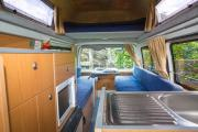 Happier 3 Kuga  Berth Camper campervan hire - new zealand