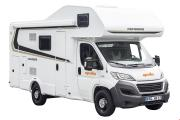 Apollo Family Voyager campervan rental germany
