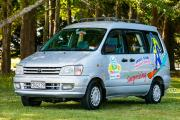 Backpacker Sleepervans Sleepervan new zealand airport campervan hire