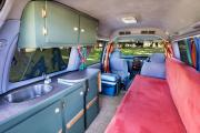 Sleepervan campervan hire - new zealand