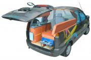 Backpacker Sleepervans Sleepervan motorhome rental new zealand
