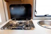 Motorhomes Italy Group C - Europeo 5 camper hire italy