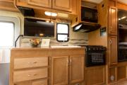 Star RV USA Tucana RV motorhome rental california
