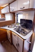 Campilider Motorhomes Plus 6 berth camper hire portugal