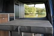 Bunk Campers Roadie motorhome rental uk