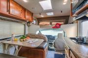 Fraserway RV Rentals C-Medium (MH22) motorhome rental canada