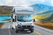 Vista Plus motorhome rentalunited kingdom