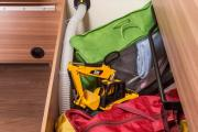 Bunk Campers Vista Plus motorhome rental ireland